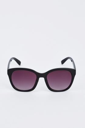 Butterfly Black Sunglasses