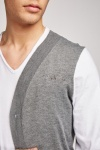 2 In 1 Cardigan Top
