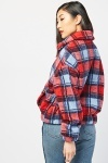 Tartan Fleece Jacket