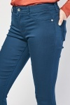 Slim Fit Stretchy Trousers