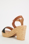 Textured Chunky Sandals