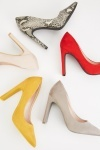 High Heel Court Shoes
