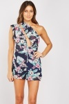 Printed Multi-Way Chiffon Playsuit