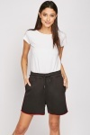 Side Panel Casual Shorts
