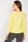 Soft Knit Patterned Jumper