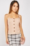 Tie Up Back Camisole Top