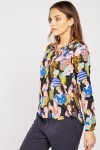 All Over Fashion Print Shirt
