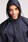 Mens Hooded Light Weight Jacket