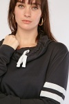 Slouchy Neck Sweatshirt