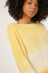 Gradient Effect Knit Jumper