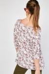 Small Floral Printed Top