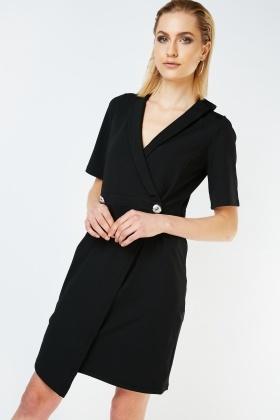 Shawl Collar Blazer Dress £5.00