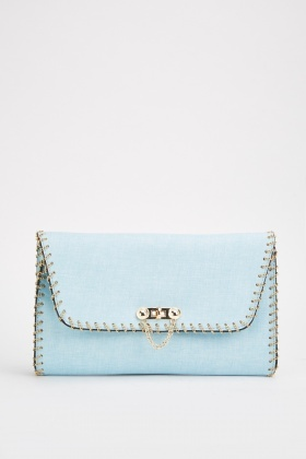Chain Trim Flap Over Bag