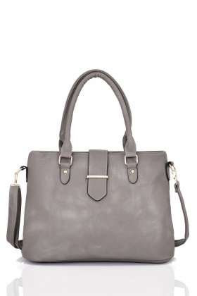 Double Handled Leather Bag