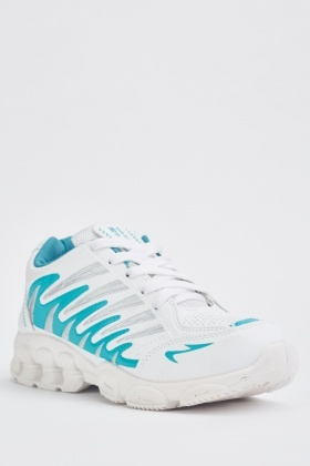 Textured Chunky Mens Trainers