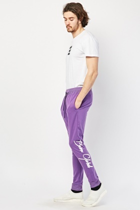 Logo Side Jogging Bottoms
