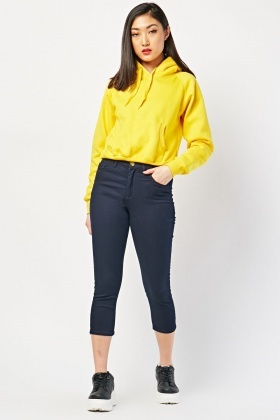 Super Skinny Crop Trousers