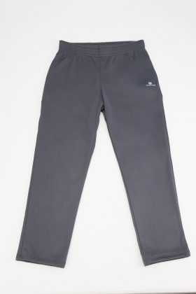 Logo Front Boys Track Trousers