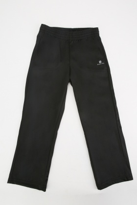 Logo Front Track Trousers
