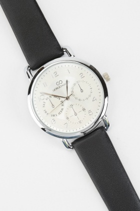 Auxiliary Analogue Ladies Watch
