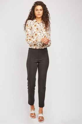 Tapered Fit Trousers $6.70