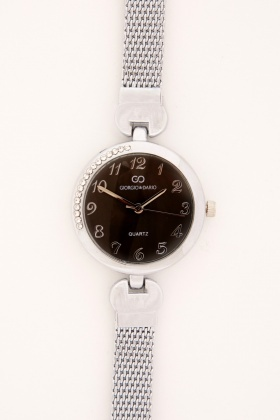 Mesh Chain Link Watch