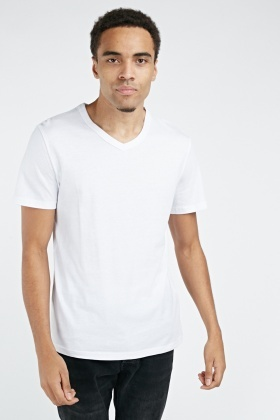 Pack Of 2 Basic Cotton Tops