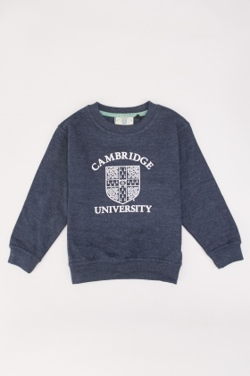Kids University Unisex Sweater