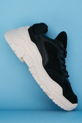 Chunky Contrasted Trainers