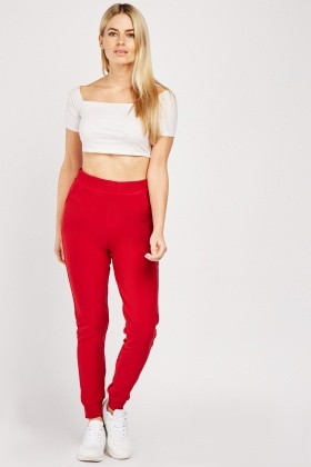 Plain Jogging Bottoms
