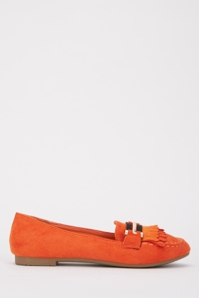 Detail Front Loafers
