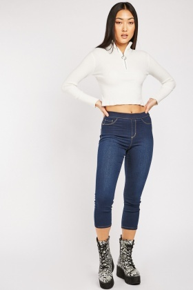 Crop Length Jemma Jeggings