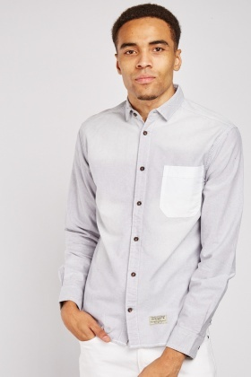 Mens Smart Fitted Shirt