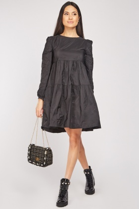 Tiered Smock Dress $7.00
