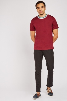 Mens Skinny Trousers