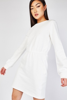 Long Sleeve Jumper Dress