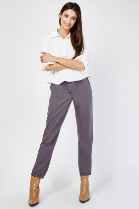 Straight Fit Chino Trousers $7.10