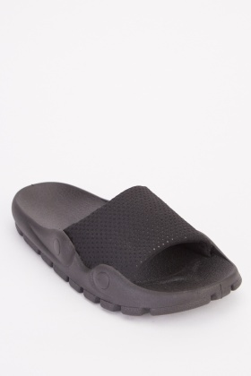 Perforated Chunky Sliders