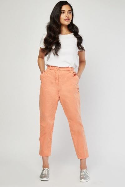 CHEAP Casual Chino Trousers 28008695471 – Women's Trousers