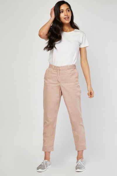 CHEAP Casual Chino Trousers 26915786519 – Women's Trousers