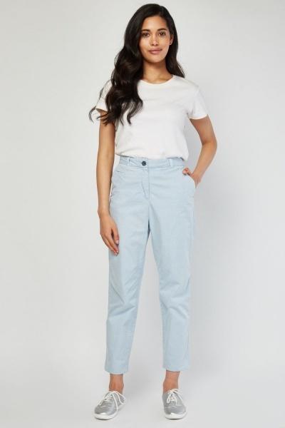 CHEAP Casual Chino Trousers 27654805735 – Women's Trousers