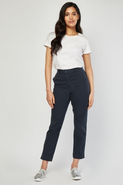 CHEAP Casual Chino Trousers 27654805791 – Women's Trousers