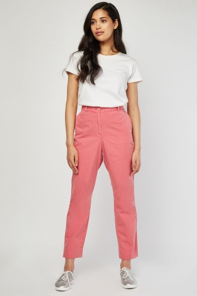 CHEAP Casual Chino Trousers 28008695453 – Women's Trousers