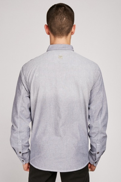 Long Sleeve Casual Cotton Shirt