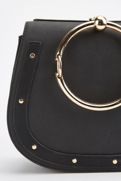 O-Ring Mini Saddle Bag