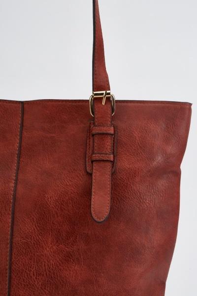 Faded Large Tote Bag