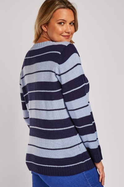 Pouch Pocket Front Jumper