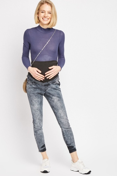 Maternity Wear Skinny Jeggings