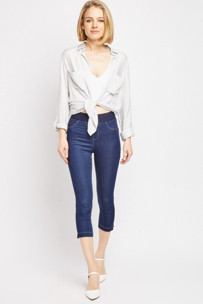 Skinny Crop Jeggings