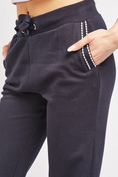 Detail Pocket Front Joggers